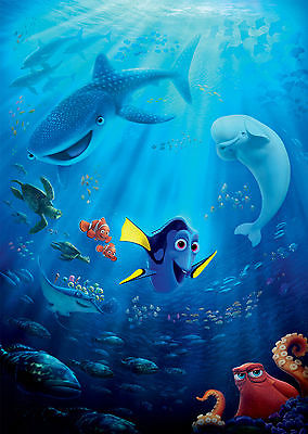 Finding-Dory-2016-A1-A2-POSTER-BUY-ANY