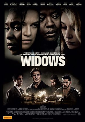 Image result for widows 2018