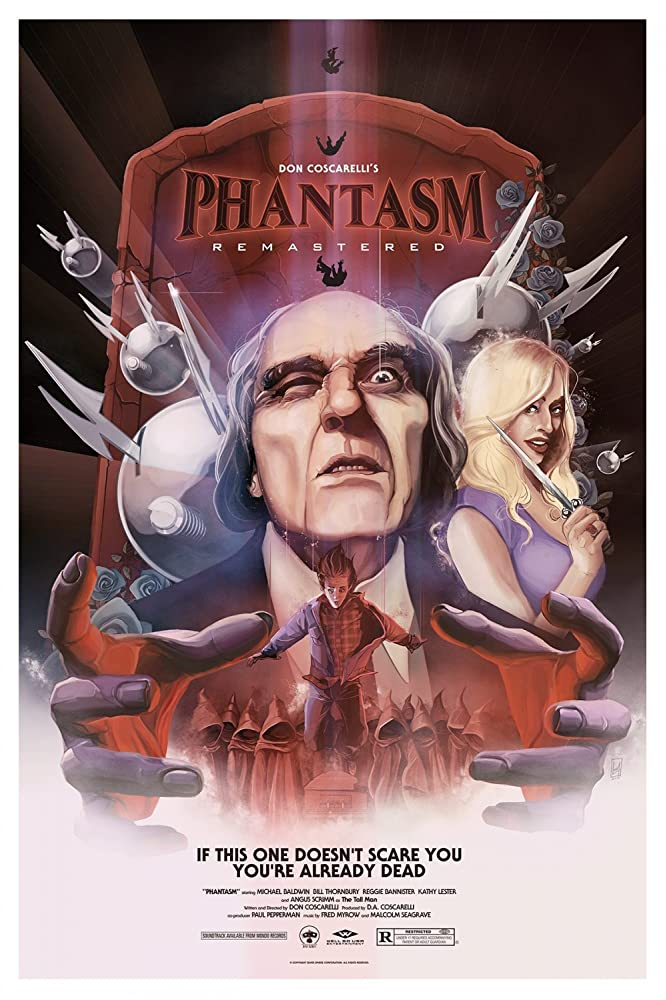The Best Horror Movie Kills Of All Time 17 Phantasm 1979 This Is Your Brain On Film
